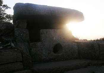 Caucasian Dolmens. The history of people.  27