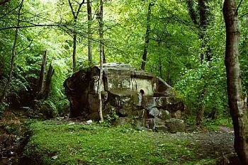 Caucasian Dolmens. The history of people.  45