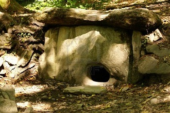 Caucasian Dolmens. The history of people.  62