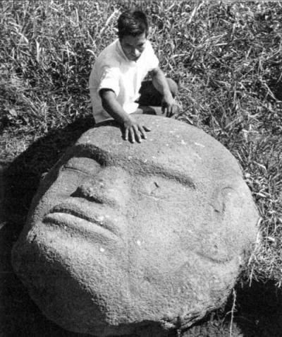 ANCIENT HEADS 16