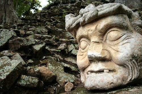 ANCIENT HEADS 6
