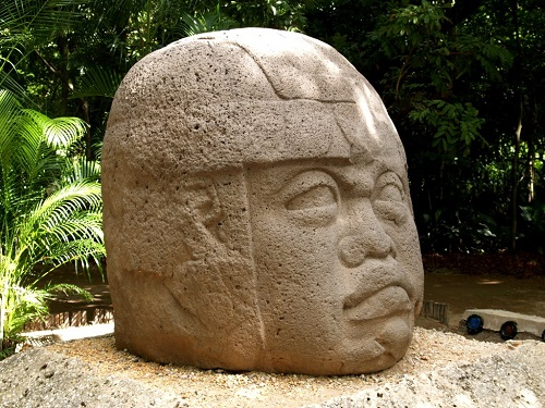 ANCIENT HEADS 8