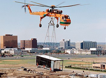 air crane helicopter